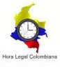 Hora Legal Colombia